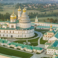Pilgrimage Tour <nobr><br>Moscow region</nobr>